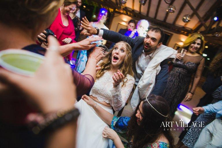 wedding after party celebration